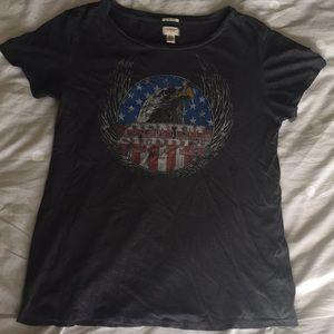 Denim & Supply Moto T-Shirt